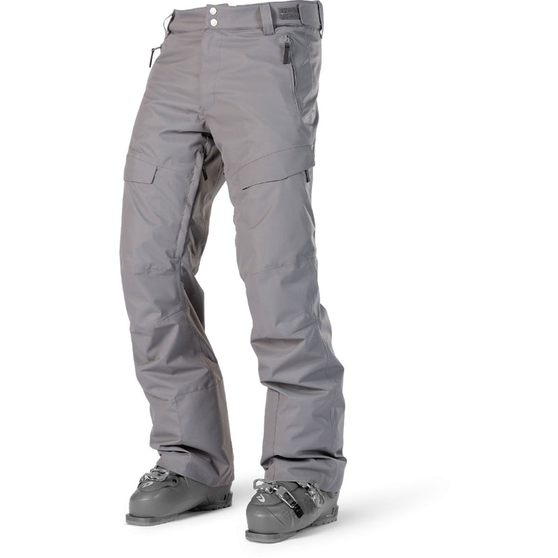 WearColour Mens TILT Pant in Rock Grey