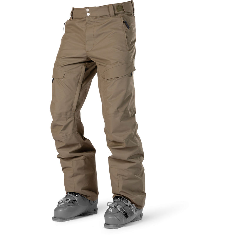 WearColour Mens TILT Pant in Mud