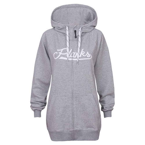 Mountain Supply Co Zip Hood - Sports Grey // Futureproof.life
