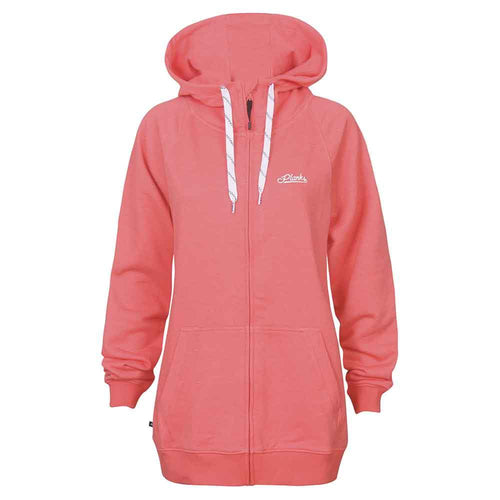 Mountain Supply Co Zip Hood - Coral // Futureproof.life