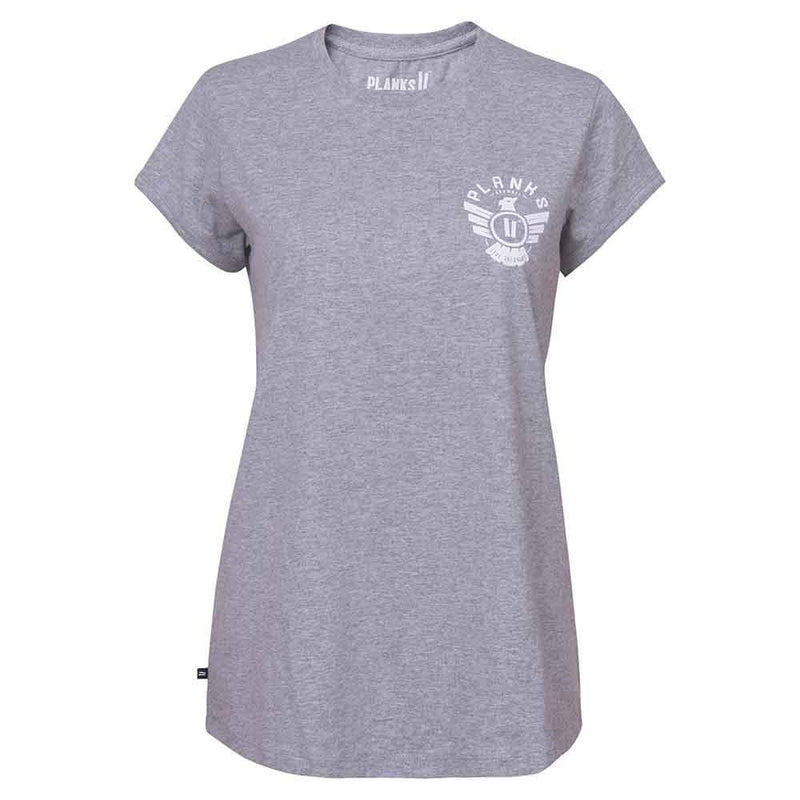 Eagle Tee - Sports Grey // Futureproof.life