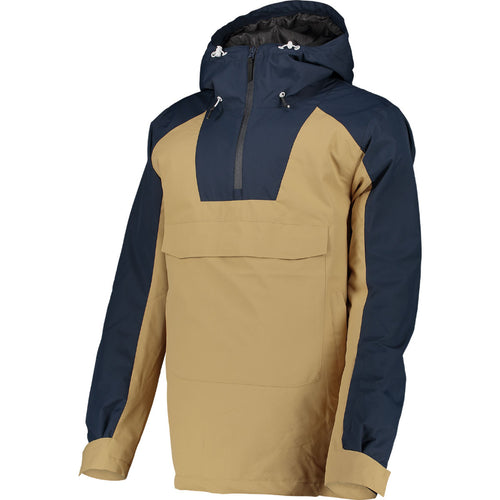 WearColour Mens WEAR Anorak in Sand