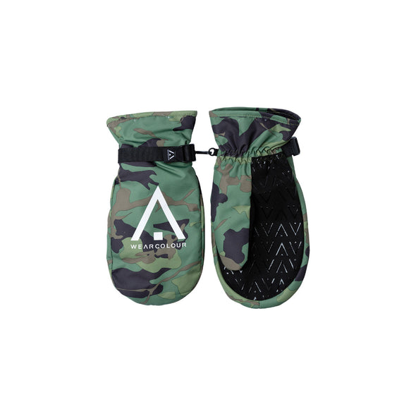 ${brand_name} WearColour WEAR Mitten in Dark Forest  {product_type}