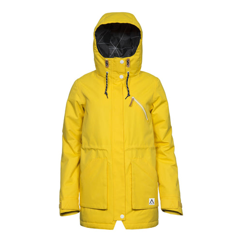 Wear Colour WEAR Parka - Burst - Front View