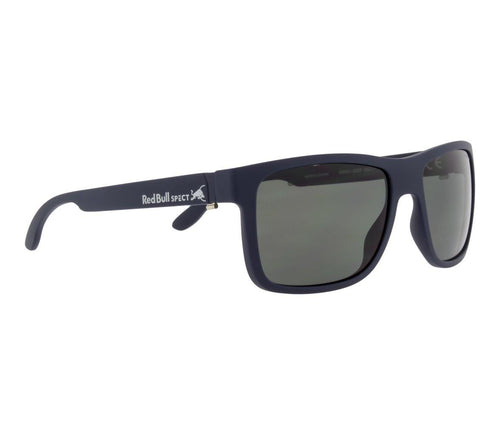 Red Bull SPECT WING 1 Sunglasses Matt Dark Blue/Smoke Polarised - futureproof-life
