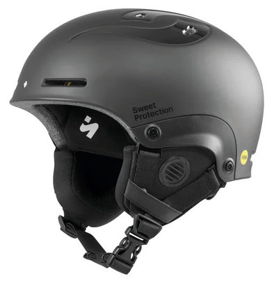 ${brand_name} Sweet Protection Helmet Blaster II MIPS in Dirt Black Dirt Black / S / M {product_type}