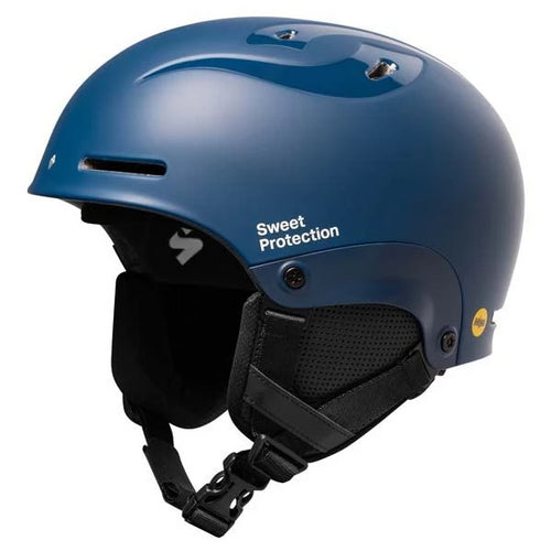 ${brand_name} Sweet Protection Helmet Blaster II MIPS in Navy Navy / S / M {product_type}