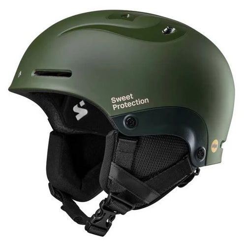 Sweet Protection Helmet Blaster II MIPS in Olive Drab - futureproof-life