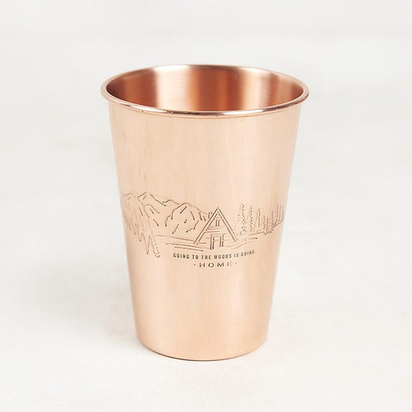 United By Blue, To The Woods Copper Tumbler - futureproof-life