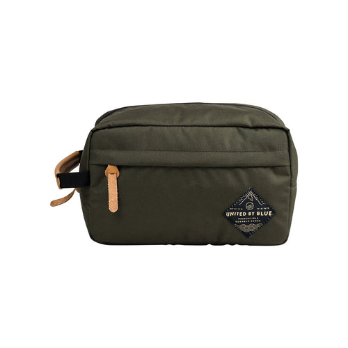 Crest Travel Case - Olive // Futureproof.life