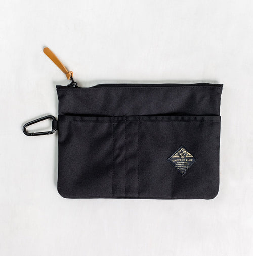 United By Blue Niel Pouch Case Black - futureproof-life