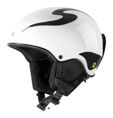 ${brand_name} Sweet Protection Rooster II MIPS Helmet in Gloss White Gloss White / S / M {product_type}