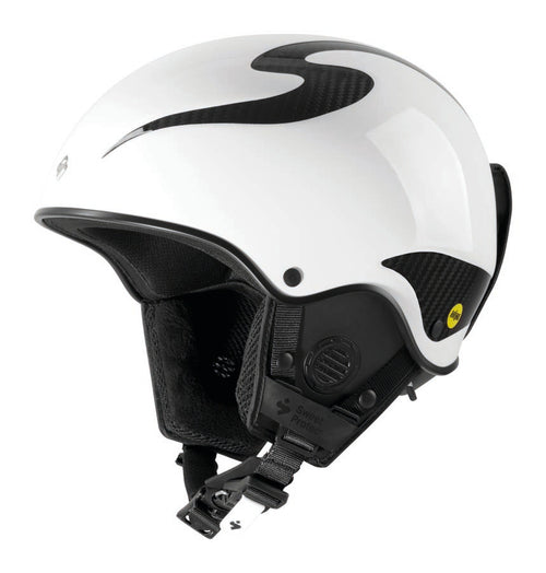 Rooster II MIPS Helmet 2019/20 Gloss White - futureproof-life
