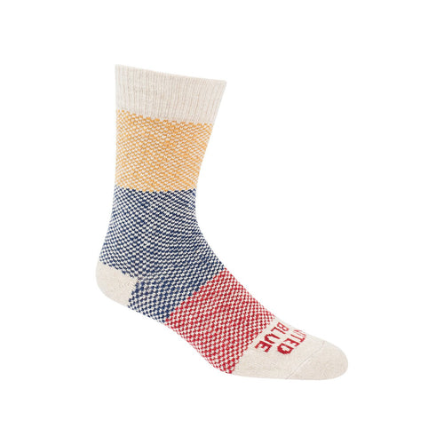 Tacony Hemp Sock - Navy // Futureproof.life