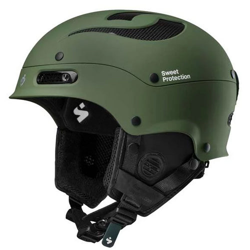 Trooper II Helmet 2019/20 Olive Drab - futureproof-life