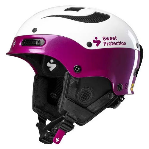 Trooper II SL MIPS Helmet 2019/20 Gloss Opal Purple - futureproof-life