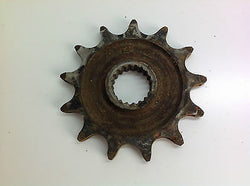 1992 HONDA CR 125  FRONT SPROCKET 0018