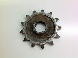1989 HONDA CR 125 FRONT SPROCKET 0016