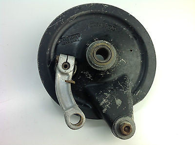 1986? SUZUKI RM125 RM 125 REAR BRAKE DRUM HUB  (014)