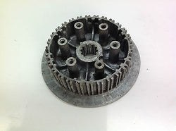 1988-1990 HONDA CR 250 CLUTCH INNER BASKET (DAMAGED) 0028