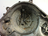 1982 KAWASAKI KX80 KX 80 CLUTCH SIDE COVER  (007)