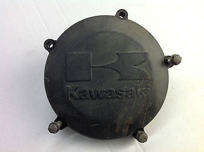 KAWASAKI KX IGNITION MAGNETO COVER SIDE CASING (008)