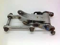 1987 KAWASAKI KX 250 REAR SHOCK SWING SWINGING ARM LINKAGE 5034