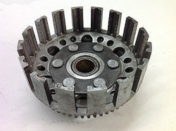 1988 YAMAHA YZ125 YZ 125 CLUTCH BASKET AND GEAR  (009)