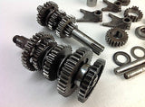 1982 KAWASAKI KX80 KX 80 VARIOUS GEARBOX GEAR PARTS   (007)