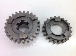KTM 125 EXC 2001 GEAR BOX GEARS 0003B