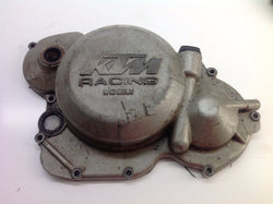 KTM 400 EXC 2001 CLUTCH COVER 0027A