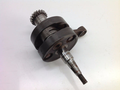 YAMAHA YZ 125 1990 CRANK SHAFT CRANKSHAFT 0011A