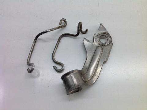 SUZUKI RMZ 450 2006 CLUTCH CABLE HOLDER BRACKET 0008A