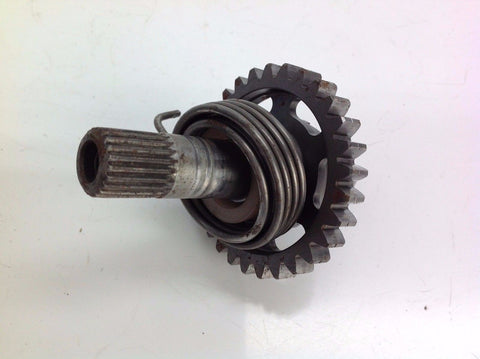 1992 HONDA CR 125 KICK START SHAFT (1) 0054