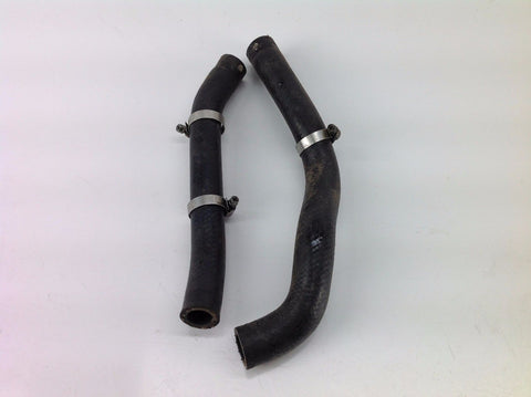 YAMAHA YZ 80 2001 RADIATOR COOLANT PIPES HOSES 0060A