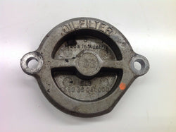 KTM 400 EXC 2001 OIL FILTER COVER (1) 0027A