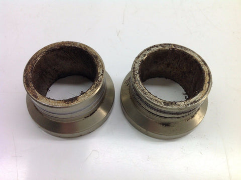 SUZUKI RMZ 450 2006 REAR WHEEL SPACERS 0008A