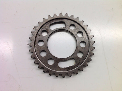 YAMAHA YZF 250 2006 CAM SHAFT GEAR 0003A