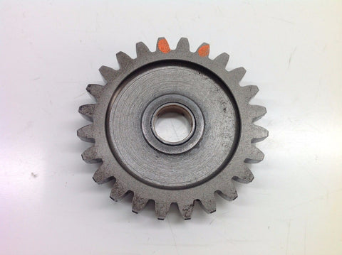 SUZUKI RM 80 1996 KICK START STARTER IDLE GEAR (2) 0007A