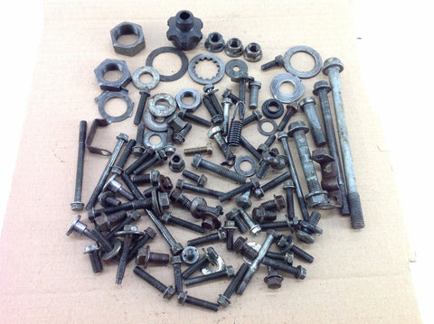 YAMAHA YZF 426 2001 VARIOUS MISC BOLTS SPACERS ETC 0071A