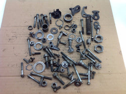 KTM 250 EXC 2005 VARIOUS MISC ENGINE BOLTS FIXINGS ETC 0028A