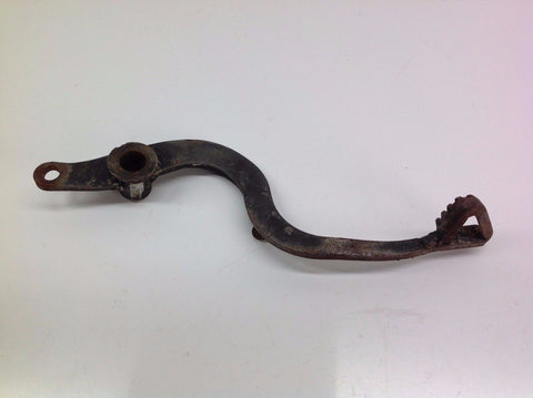 HONDA CR 80 1996 REAR BRAKE PEDAL (1) 0046