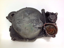 KAWASAKI KX 250 1986 CLUTCH COVER CASING (3) 0037
