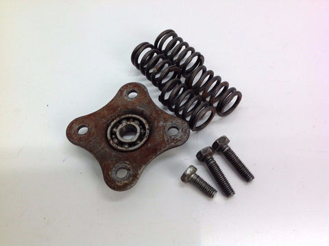 HONDA CR 80 1988 CLUTCH PLATE HOLDER AND SPRINGS 0045
