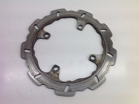 SUZUKI RMZ 250 2007 REAR BRAKE DISC 0005A