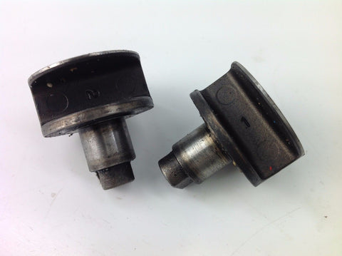 SUZUKI RM 250 1998 EXHAUST POWER VALVES 0079A