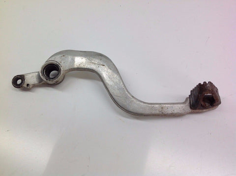HONDA CR 250 2002 REAR BRAKE PEDAL 0040