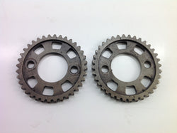 HONDA CRF 450 R 2003 CAM SHAFT GEARS 0065B