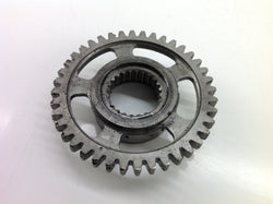 HONDA CRF 450 R 2003 ENGINE COUNTER BALANCE GEAR 0065B