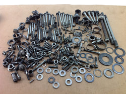 HONDA CRF 450 R 2003 VARIOUS MISC BOLTS NUTS SPACERS ETC 0065B